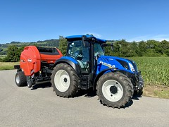 New Holland T5.140 AC