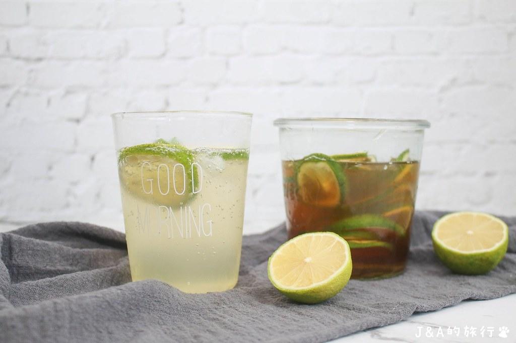 【食譜】蜂蜜漬檸檬 夏日來杯清涼消暑的蜂蜜檸檬氣泡飲吧! @J&A的旅行