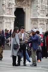 Piazza del Duomo @ Milan