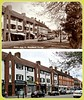 Banstead High Street, Surrey - then and now