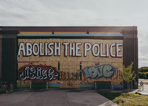 Abolish the Police by Tony Webster, on Flickr