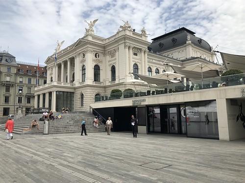 Passeig per Zürich