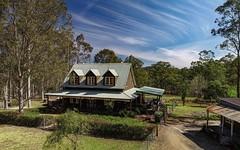Loxley Farm - 50 Brooks Road, Girvan NSW