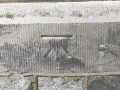 Photo of Cut Mark: Bodelwyddan, St. Margaret's Church