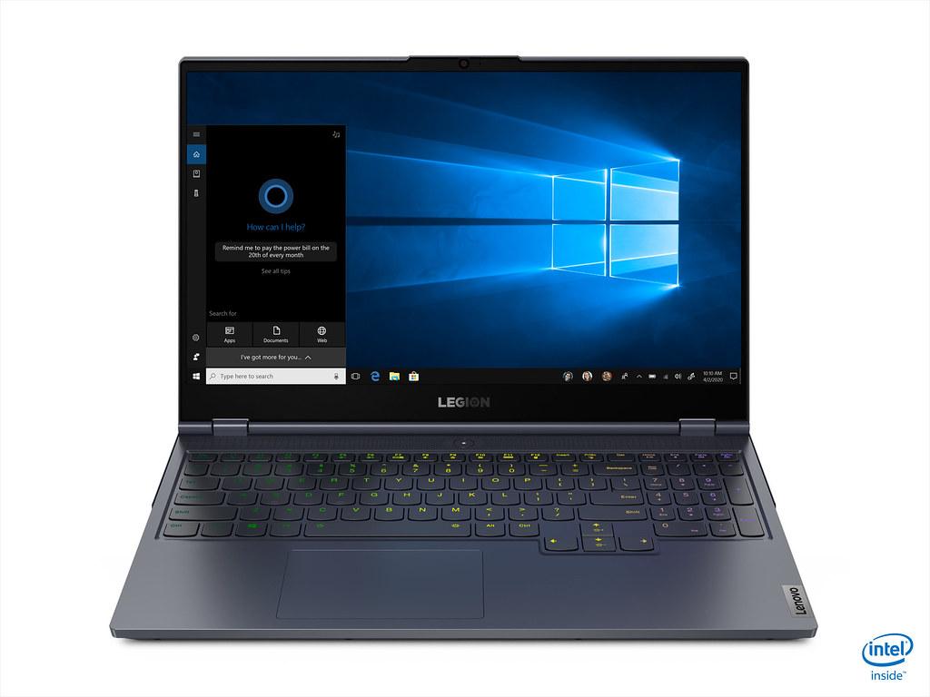 新聞照片1_全球個人電腦領導品牌Lenovo宣布Legion新一代電競筆電即日起在台上市!旗艦機種Legion 7i最高可搭載最新的第10 代Intel® Core™ i9 H系列處理器,鍵盤還搭配Corsair® iCUE RGB 燈效,可表現超過1600萬種顏色,售價NT59,990元起 (1)