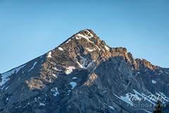 June 14, 2020 - First light on Bowen Mountain. (Tony's Takes)
