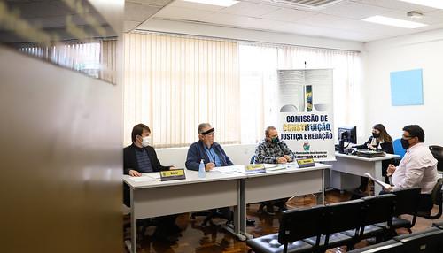 10/06/2020 - Reunião da Comissão de Constituição, Justiça e Redação (Cojur)