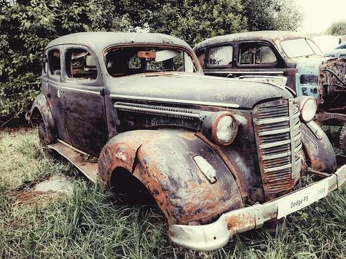 Dodge P8 1938 ©  Sergei F