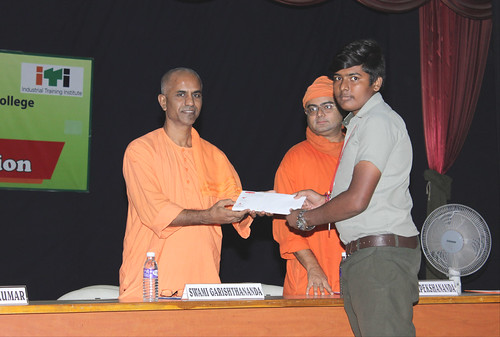 ITI - SRKV, Coimbatore, 100% Placement Function
