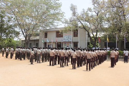ITI-SRKV, Coimbatore, Prayer Assembly