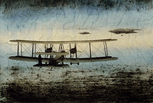 AIDAN FLANAGAN 3 Alcock and Brown finally see land near Clifden