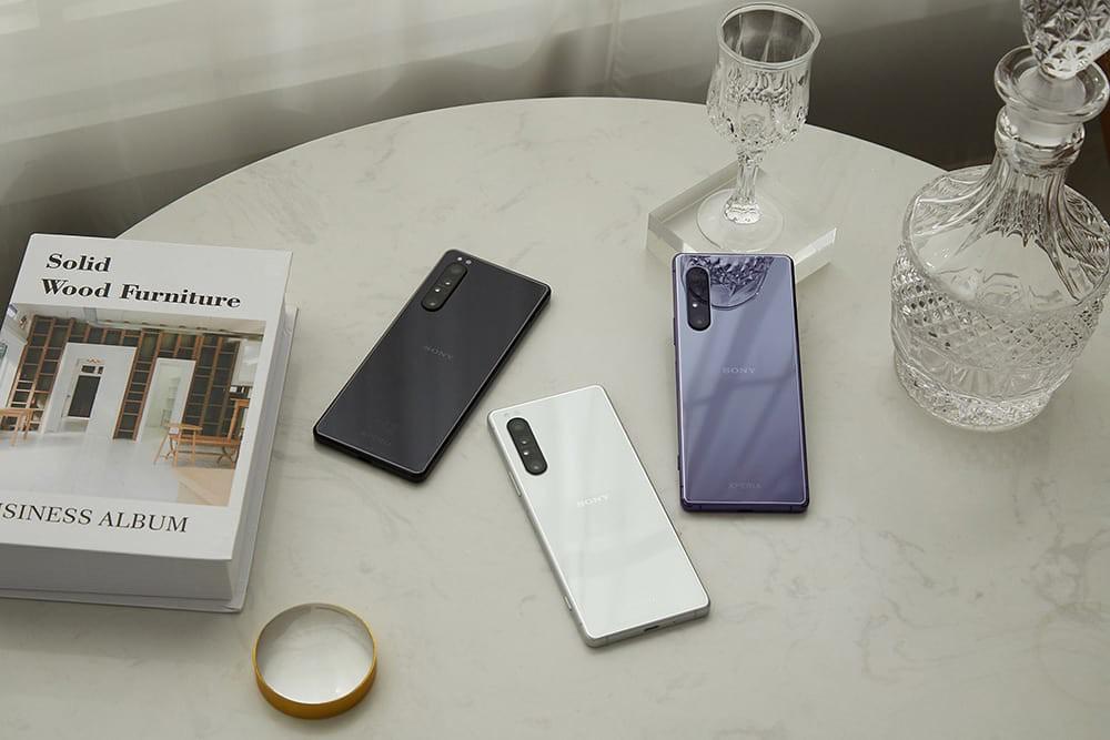 圖說一、Sony-Mobile向搶先預購Xperia-1-II成功的廣大索粉們釋出優先領機的好消息,將自0618起率先領機!(2)