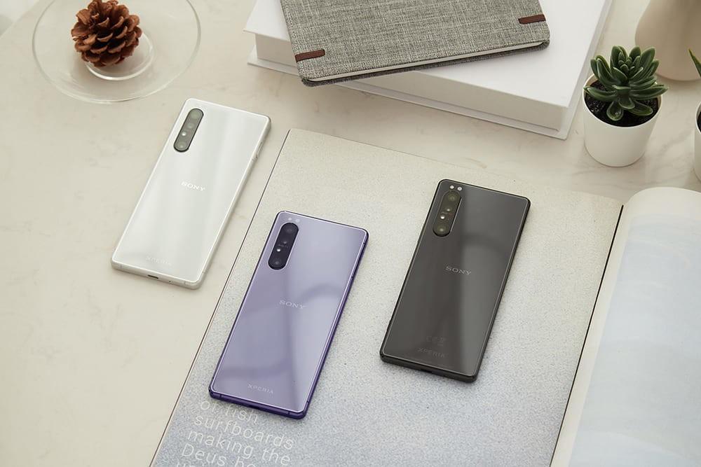 圖說一、Sony-Mobile向搶先預購Xperia-1-II成功的廣大索粉們釋出優先領機的好消息,將自0618起率先領機!