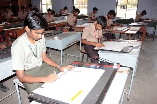 ITI-SRKV, Coimbatore, Draughhtsman Civil