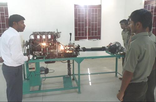 ITI-SRKV, Coimbatore, Mechanic Motor Vehicle