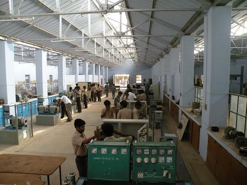 ITI-SRKV, Coimbatore, Electrician