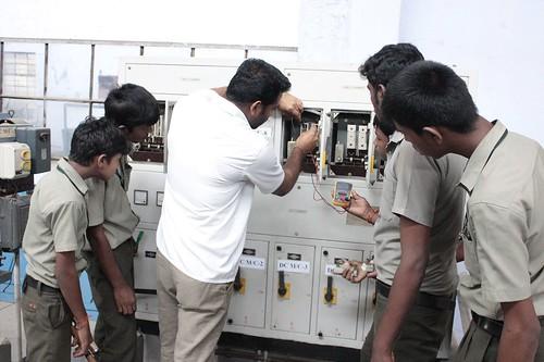 ITI-SRKV, Coimbatore, Wireman