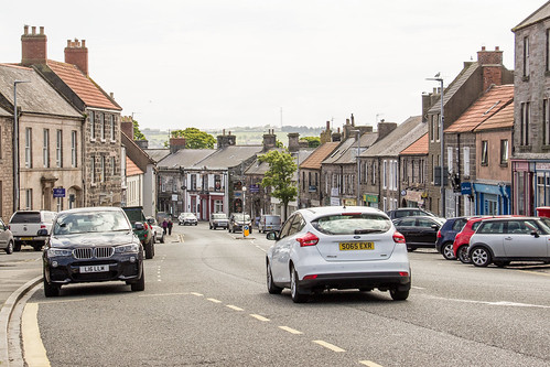 Castlegate, Berwick-upon-Tweed, England