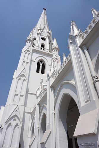 San Thome Cathedral - Chennai