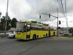 Jamaica Urban Transit Company Volvo VDL Jonckheere