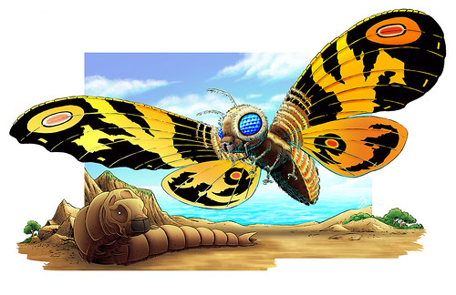 Mothra 1964