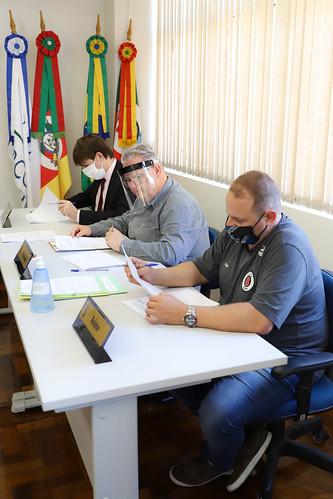 17/06/2020 - Reunião da Comissão de Constituição, Justiça e Redação (Cojur)