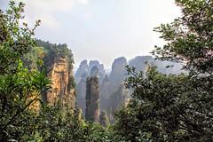 Zhangjiajie, 张家界国家森林公园, china