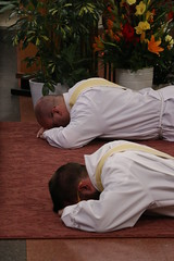 Litany of the Saints and Prostration