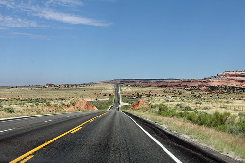 On US 191 to Moab