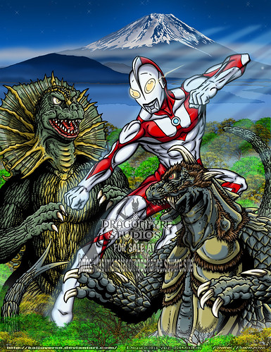 Jiras x Ultraman x Gomes