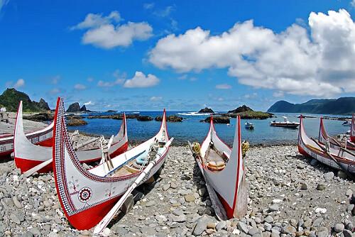 (圖5)前往蘭嶼,了解當地達悟族文化