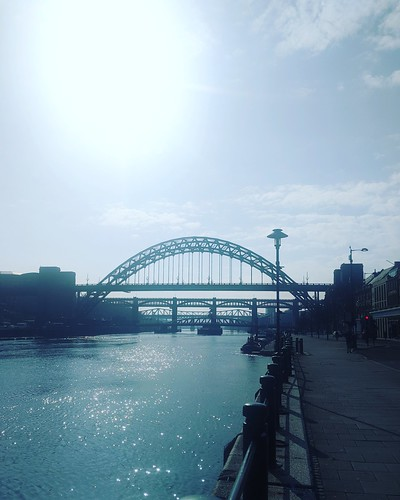 Newcastle Quayside, Tyne Bridge