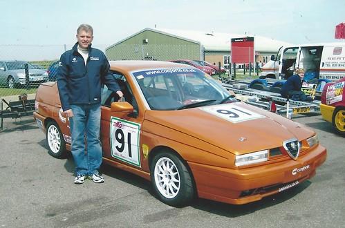 Michael Walsh smart 155 in 2007