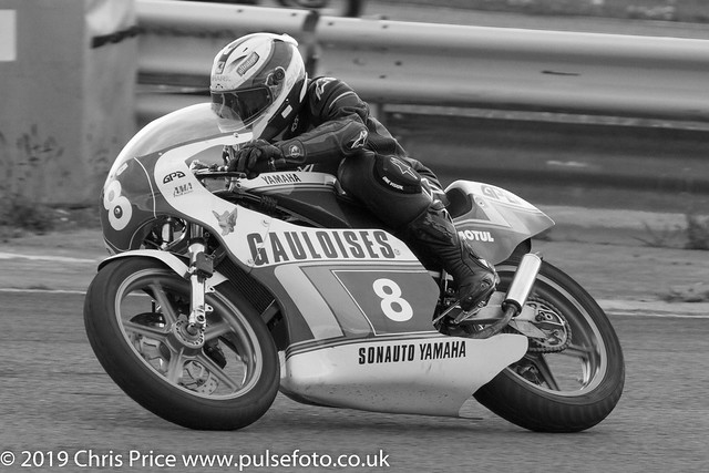 CRMC Pembrey  Race 30 Post Classic 500, Post Classic 250-350 GP & Over 55