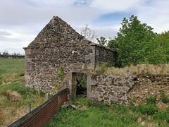 Photo of Abandoned Muirhead Farm Ruins, Scotland.