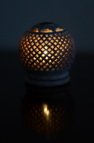 Candle Holder from India I