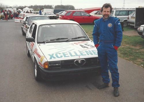 Ken Waite with 33 in 1998