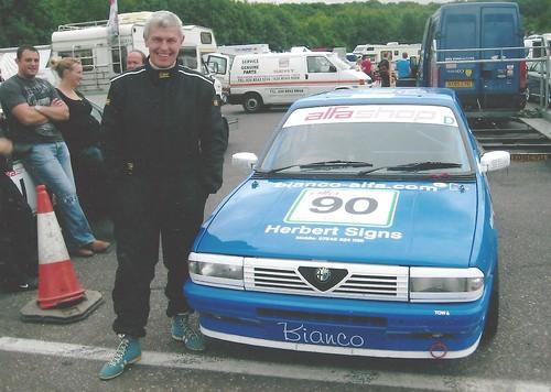 Tony Herbert Brands Hatch 2010
