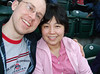 Mark & Chunlin at the M's Game