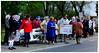 Lenzie Hospital Protest.