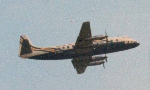 G-APEX Vickers Viscount 806  British Air Ferries  NCL 270781