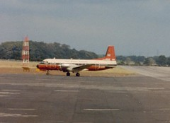 Photo of G-AVXI Hawker Siddeley HS.748 Series 2A/238 Civil Aviation Authority NCL 270781