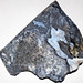 Nellie Blue Flint (Upper Mercer Flint, Middle Pennsylvanian; Nellie area, Coshocton County, Ohio, USA) 68