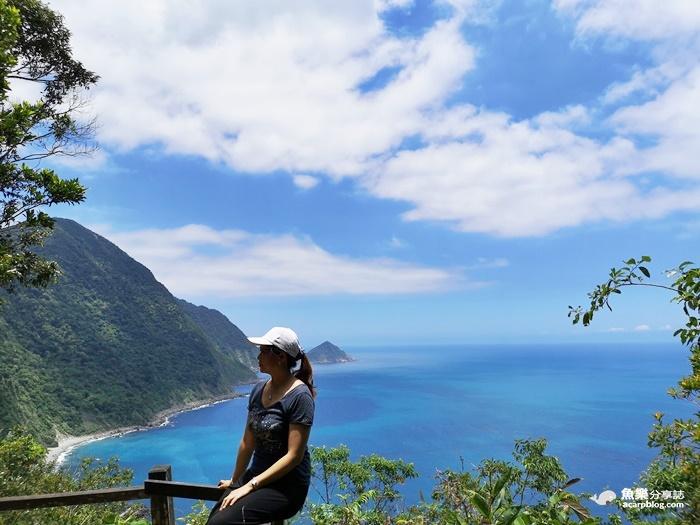 【宜蘭南澳】南澳慢遊森旅行|朝陽國家步道 金岳瀑布一日遊 @魚樂分享誌