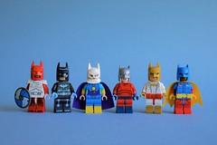 Bat Gods: New Batesis