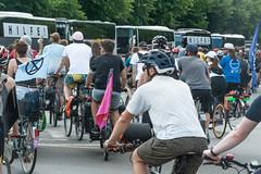 Busdemo 17-6-2020 und Fahrrad Demo am gleichen Tag