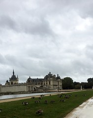 Château de Chantilly. Oise (Francia).