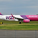 Wizz Air, HA-LYC, Airbus A320-232