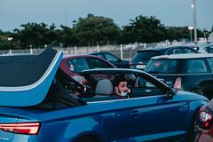 AUTOCINE BAJO LAS ESTRELLAS · CLAUSURA