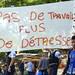 Marché de Belleville interdit pour cause de risque coronavirus